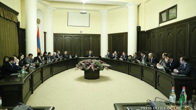 Photo of ՀՀ կառավարության նիստը՝ ուղիղ