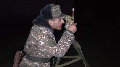 Photo of Գիշերային պայմաններում N զորամասի զինծառայողների հետ անցկացվել է մասնագիտական պարապմունք