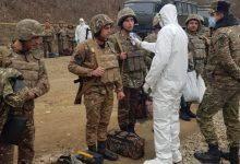 Photo of COVID-19 հետազոտման թեստի արդյունքում երեք զինծառայողի մոտ ախտորոշվել է կորոնավիրուս