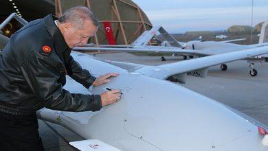 Photo of Сирия сбила подписанный Эрдоганом беспилотник