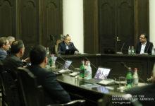 Photo of Վրաստանը և Ռուսաստանը Հայաստանի բեռների համար կապահովեն «կանաչ գոտի». վարչապետը հանդիպել է խոշոր ընկերությունների ղեկավարներին