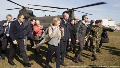 Photo of ЕС выделит Греции 700 млн евро из-за обострения ситуации с мигрантами