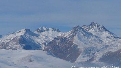 Photo of Փրկարարներն Արագած լեռան վրա հայտնաբերել են լեհ լեռնագնացներին և  ուղեկցել դեպի շտապօգնության ավտոմեքենան