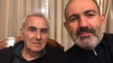 Photo of «Сегодня моему отцу исполнилось 80 лет», — Никол Пашинян