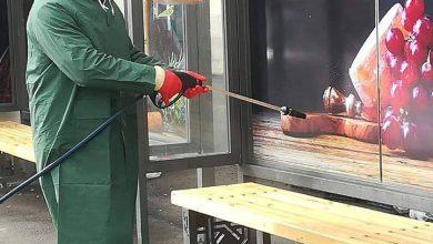 Photo of В Гюмри проводятся дезинфекционные работы