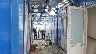 Photo of Նորք ինֆեկցիոն հիվանդանոցում կառուցվող նոր մեկուսարանները տեղում են