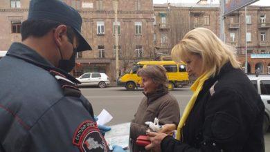 Photo of Ոստիկանությունը չի վերցնի տեղաշարժման թերթիկը և անձնագիրը. Պարետի ցուցումը