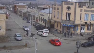 Photo of Բացառիկ կադրեր Ախալքալաքում հնչած կրակոցների վայրից