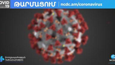 Photo of Հայաստանում իրականացվել է կորոնավիրուսային հիվանդության 694 հետազոտություն, որից 45-ը՝ դրական արդյունքով