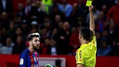 Photo of Կարիերայում առաջին անգամ Մեսսին 3 անընդմեջ խաղում զգուշացվում է դեղին քարտով