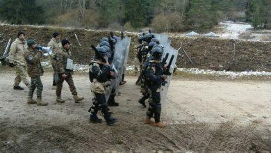 Photo of Армянские миротворцы в очередной раз отличались умелыми действиями