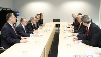 Photo of Բրյուսելում կայացել է վարչապետ Նիկոլ Փաշինյանի և Ժոզեֆ Բորելի հանդիպումը