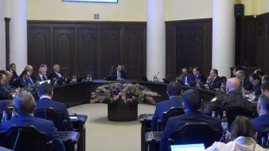 Photo of Կառավարության հերթական նիստը․ ՈՒՂԻՂ