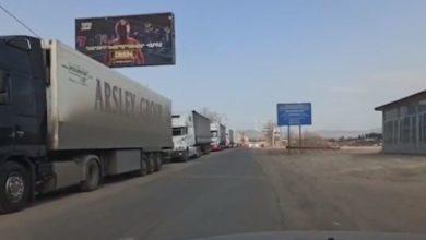Photo of «Мы в оказались в состоянии неопределенности». С КПП Баграташен армянские грузовики возвращают обратно в Армению