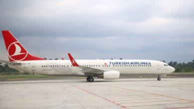 Photo of «Թուրքական ավիաուղիները» դադարեցնում է բոլոր արտաքին չվերթները՝ բացառությամբ 5 քաղաքի