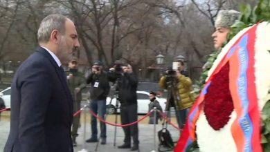 Photo of Никол Пашинян почтил память жертв  событий 1 марта