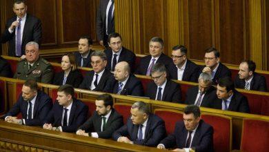 Photo of Депутаты назначили новый состав Кабмина, но некоторых министров не хватает