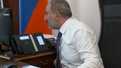 Photo of Пашинян в прямом эфире общается с гражданами Армении по телефону и интересуется, как им живется в условиях коронавируса