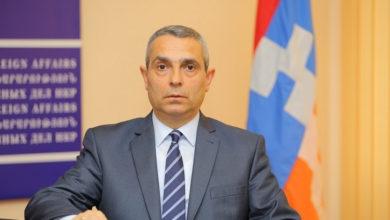 Photo of Արցախի Հանրապետության արտաքին գործերի նախարար Մասիս Մայիլյանի մեկնաբանությունը