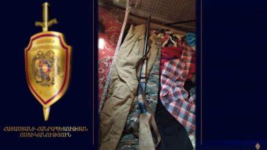 Photo of Արարատի ոստիկանները ապօրինի հրացաններ են հայտնաբերել
