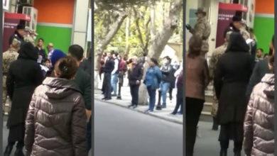 Photo of «Власти Азербайджана опасаются, что могут быть нападения на банки, вместе с полицией банки охраняют внутренние войска»