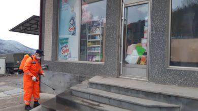 Photo of Ամենօրյա վարակազերծման կանխարգելիչ միջոցառումներ են իրականացվել ՀՀ բոլոր մարզերում և Երևանում