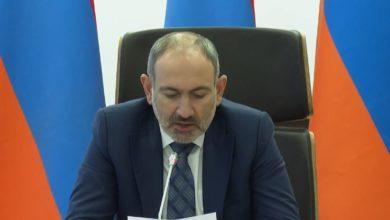 Photo of Моя речь на видеоконференции Высшего Евразийского экономического совета. Никол Пашинян