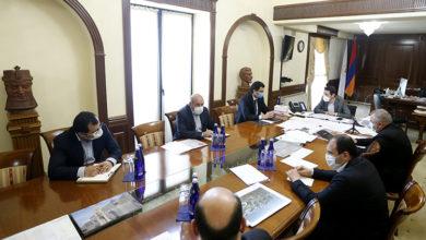 Photo of Քաղաքապետ Մարությանն ավագանու նիստում հնչած խնդիրների հարցով խորհրդակցություն է հրավիրել