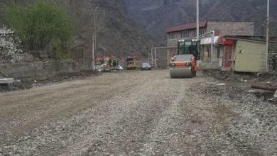 Photo of Կվերսկսվեն «Թումանյան» կայարանից Բագրատաշենի սահմանային անցակետ տանող ճանապարհի հիմնանորոգման աշխատանքները