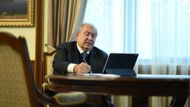 Photo of ՀՀ նախագահը ստորագրել է կոնտակտավորներին գտնելու համար հեռախոսազանգերը ֆիքսելու օրենքը