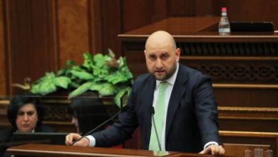 Photo of Председателем Центрального банка Армении избран Мартын Галстян