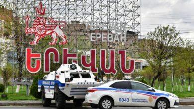 Photo of В связи с нарушениями режима ЧП в Армении составлено 10 тыс 377 административных протоколов