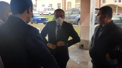 Photo of Арсен Торосян посетил пострадавших в результате инцидента в медцентре Гавара