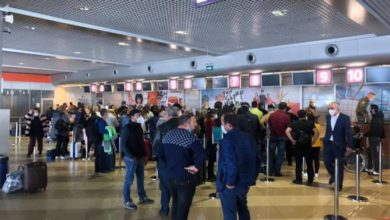Photo of 119 граждан Армении вернулись на родину из Украины