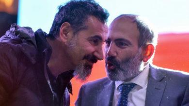 Photo of Пашинян поздравил жителей Армении с Днем гражданина новой песней Сержа Танкяна на свои стихи