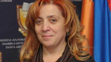 Photo of ԲԴԽ-ն խիստ նկատողություն է հայտարարել դատավոր Նաիրա Մխիթարյանին