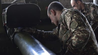 Photo of Իրականացվել են սպառազինության և ռազմական տեխնիկայի սպասարկման աշխատանքներ