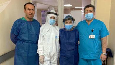 Photo of Դուք էլ մեզ օգնեք. «Գրիգոր Լուսավորիչ» հիվանդանոցի բուժանձնակազմը միայն մեկ խնդրանք ունի