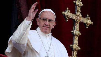 Photo of Папа Римский Франциск поздравил восточные церкви с Пасхой