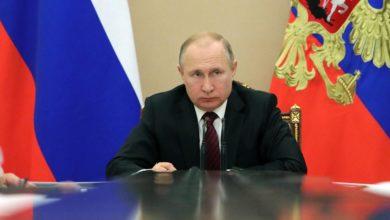 Photo of Путин заявил, что ситуация с коронавирусом в РФ осложняется. INTERFAX.RU