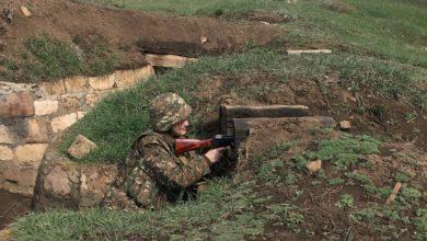 Photo of Կրակային պատրաստության պարապմունք 4-րդ զորամիավորումում
