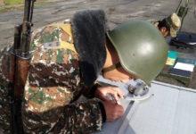Photo of 1-ին զորամիավորման ենթակայությամբ գործող զորամասերից մեկը բերվել է մարտական պատրաստության բարձր աստիճանի