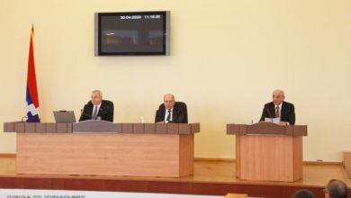 Photo of Президент Саакян выступил на заседании Национального собрания с посланием