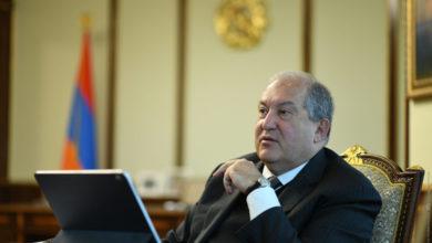 Photo of Հանրապետության նախագահը շարունակում է հեռավար զրույցները մշակույթի, արվեստի գործիչների հետ
