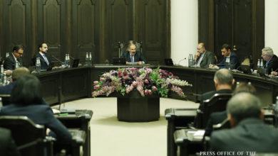 Photo of Փաշինյանը հանդիպել է ԱԺ «Իմ քայլը», «Բարգավաճ Հայաստան» և «Լուսավոր Հայաստան»–ի պատգամավորների հետ