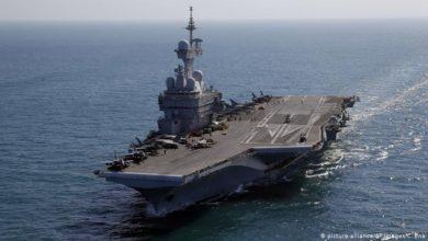Photo of На авианосце ВМС Франции — более тысячи зараженных коронавирусом. dw.com