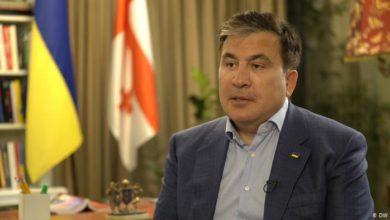 Photo of Саакашвили о своем желании мира с Россией и плюсах Зеленского