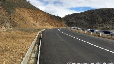 Photo of В Армении автодороги в основном проходимы