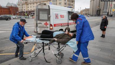Photo of В России выявили свыше шести тысяч новых случаев заражения коронавирусом