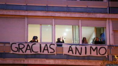 Photo of Число заболевших COVID-19 в Испании превысило 100 тысяч. svoboda.org